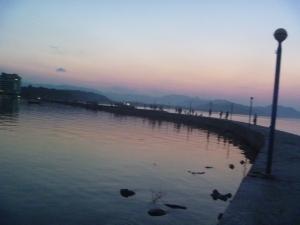 A pier.