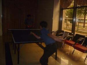 Pyongyang Ping Pong