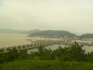 Nampho West Sea Dam